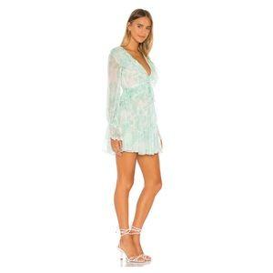 NEW Lovers + Friends Kaitlin Mini Dress